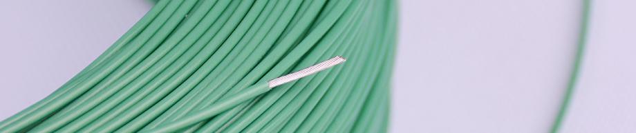 高温铁氟龙电线外观图