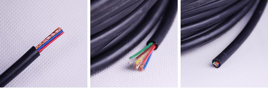 7芯铁氟龙电线产品图