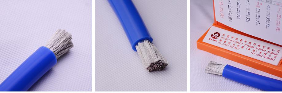 50平方硅胶电线产品图