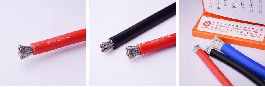 26平方高温硅胶线产品图