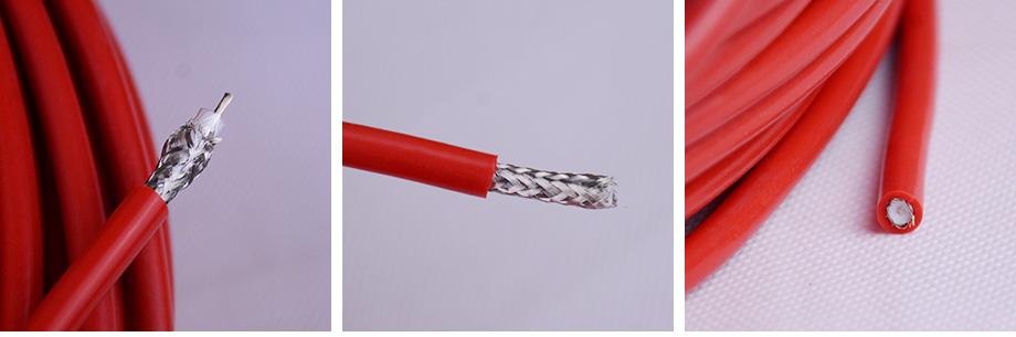 0.6平方硅胶屏蔽线产品图