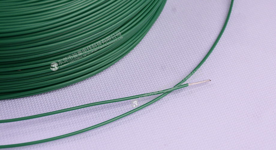 UL10362 18AWG耐高温铁氟龙电线产品图