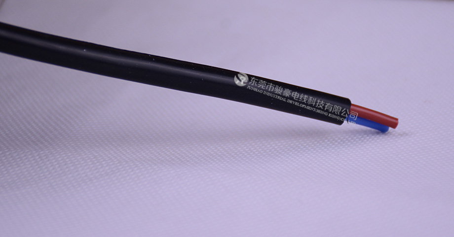 SAA(HO5SS-F)2×1.5mm²硅胶电缆线产品图