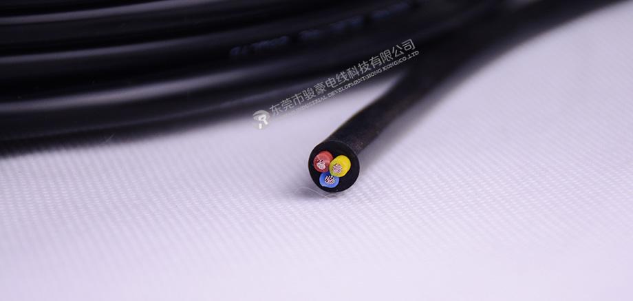 SAA(HO5SS-F)3×1.5mm²硅胶电缆线产品图