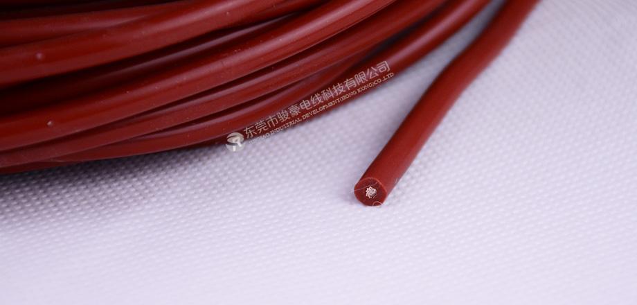 2平方单芯硅胶线产品图