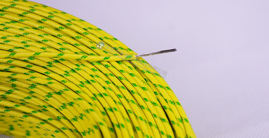 UL3122 16#硅胶编织线产品图