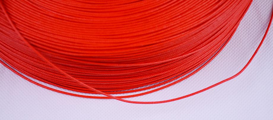 UL3122 24#硅胶编织线产品图