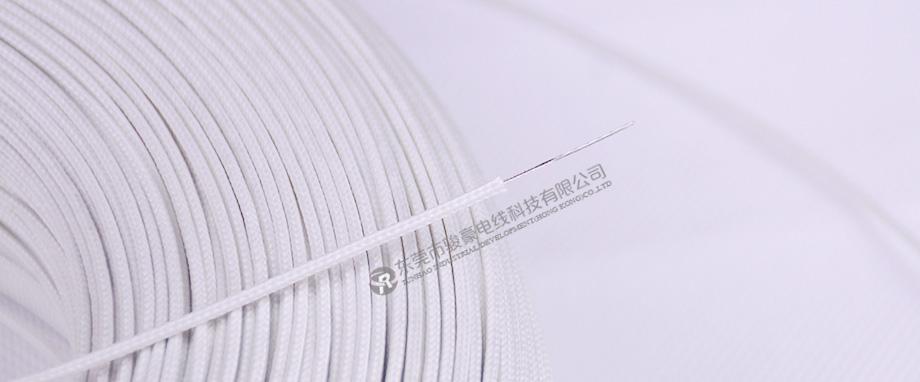 UL3122 26#硅胶编织线产品图