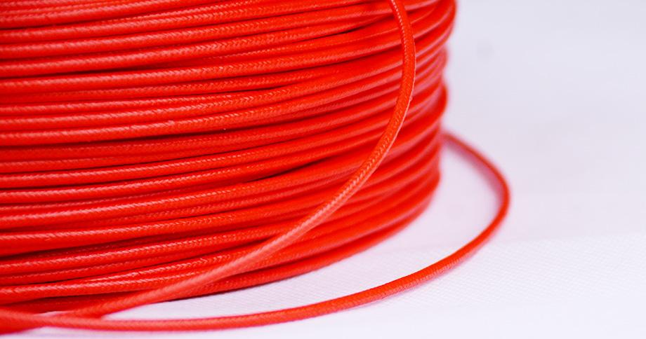 1.0平方高温编织线产品图