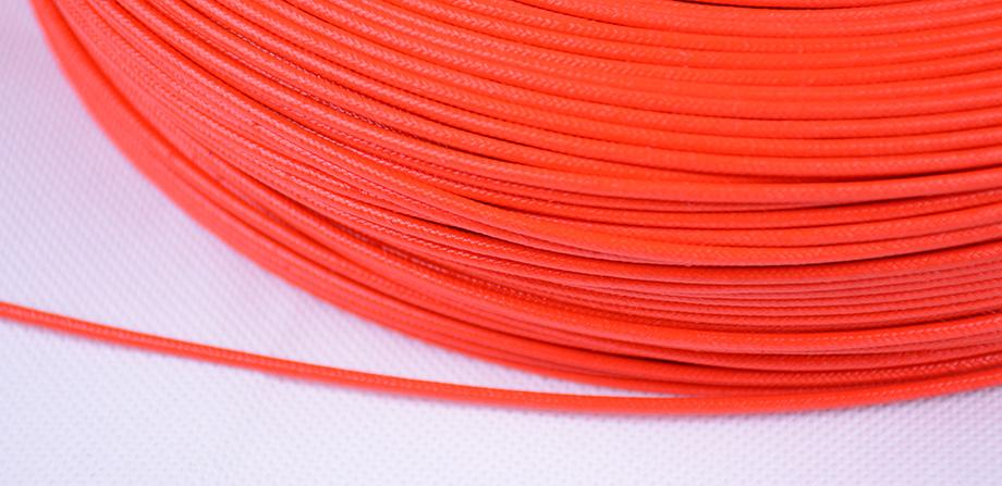 1.5平方硅胶编织线产品图