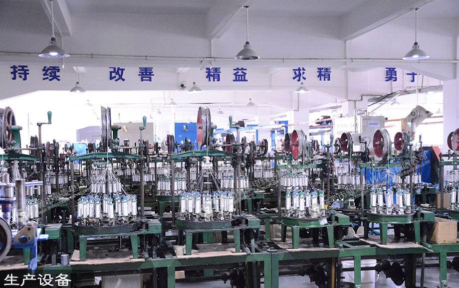 骏豪电线电缆生产编织机设备