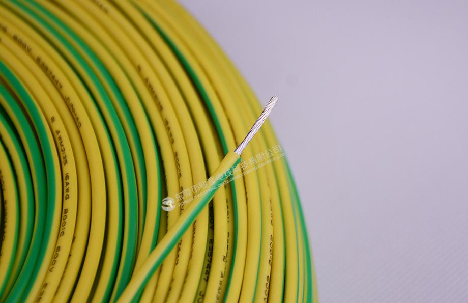 UL3135 16#高温硅胶线产品图