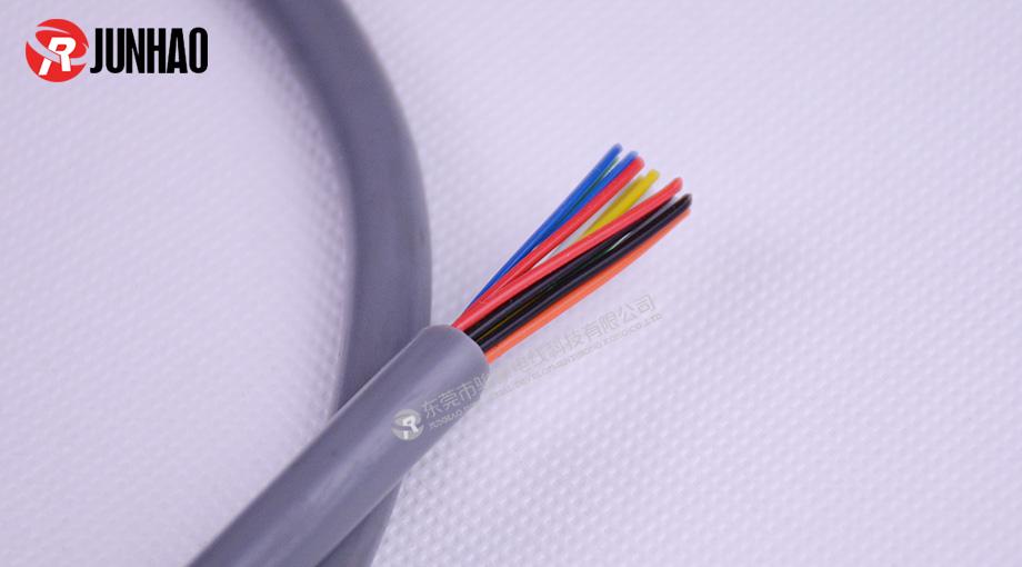 14芯硅胶护套线产品图