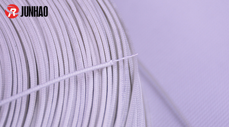 24号硅胶编织电子线产品图