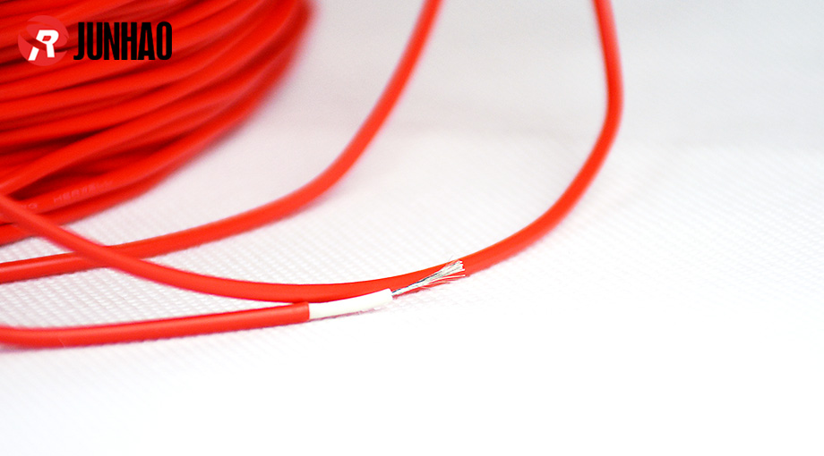 0.2平方单芯双绝缘电线产品图