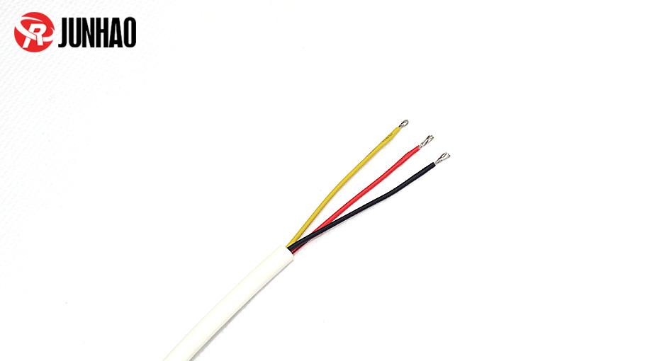 三芯高温电线电缆产品图